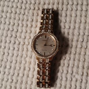 Women's Citizen Eco-Drive Silhouette Crystal